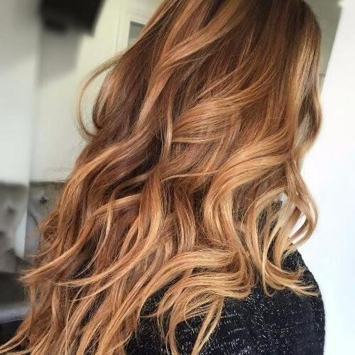 Best 20+ Long Hair Colors Ideas On Pinterest | Baylage Brunette With Regard To Long Hairstyles Colours (View 4 of 15)