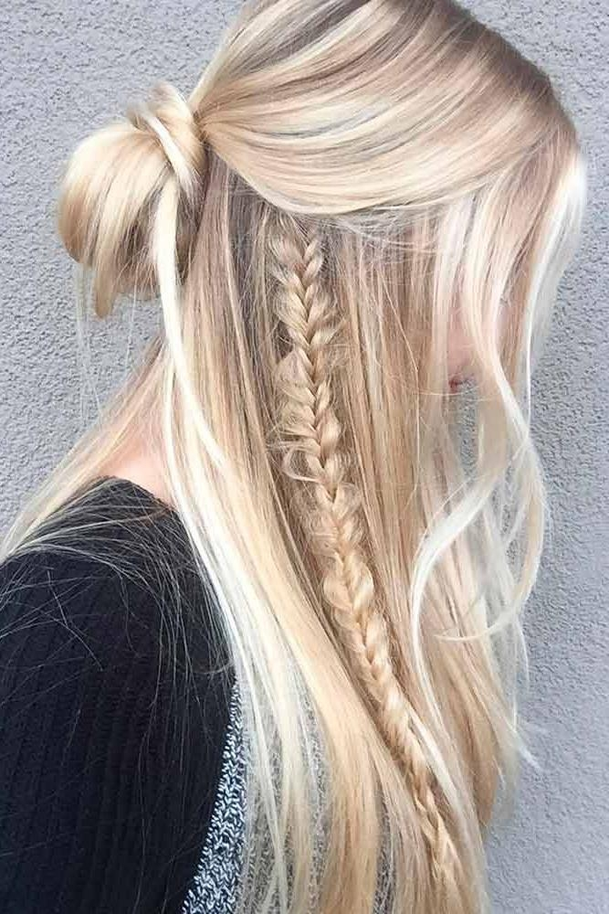 Best 20+ Long Hairstyles Ideas On Pinterest | In Style Hair, Work Regarding Long Easy Hairstyles Summer (View 8 of 15)
