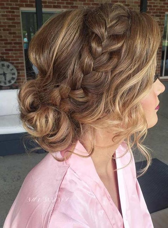 Best 20+ Prom Hairstyles Ideas On Pinterest | Hair Styles For Prom Throughout Long Hairstyles Evening (View 4 of 15)