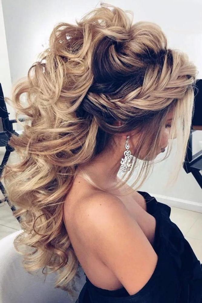 Best 20+ Prom Hairstyles Ideas On Pinterest | Hair Styles For Prom Throughout Long Hairstyles Prom (View 4 of 15)