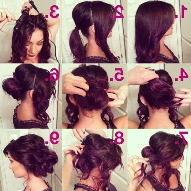 Best 20+ Prom Updo Hairstyles Ideas On Pinterest | Bridesmaid Updo Throughout Long Hairstyles Updos  (View 9 of 15)