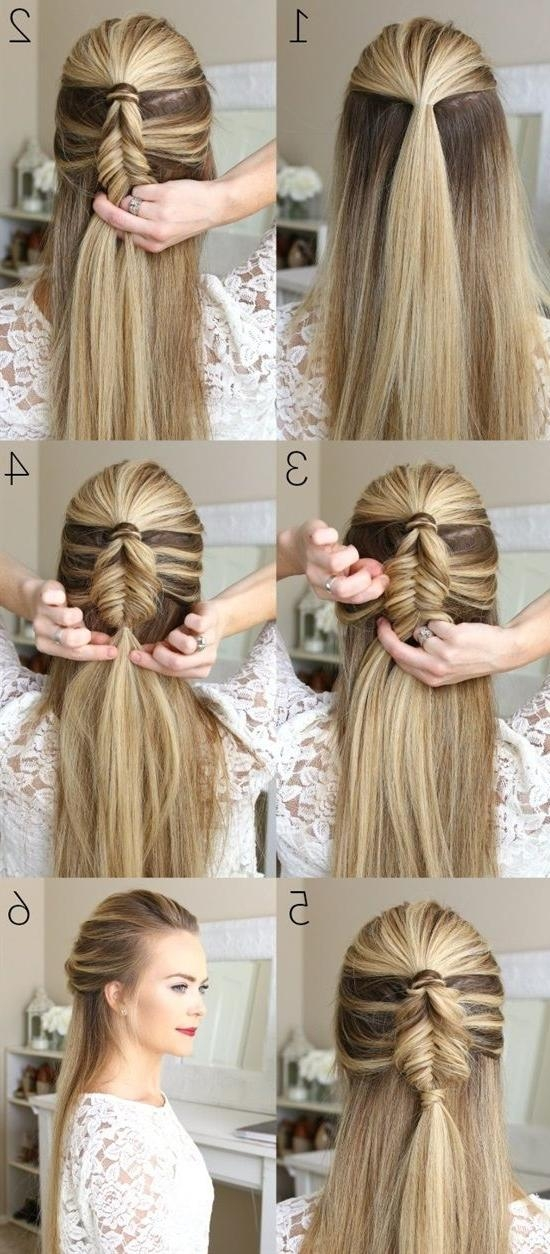 Best 20+ Summer Braids Ideas On Pinterest | Hair, Easy Summer Intended For Casual Braids For Long Hair (View 7 of 15)