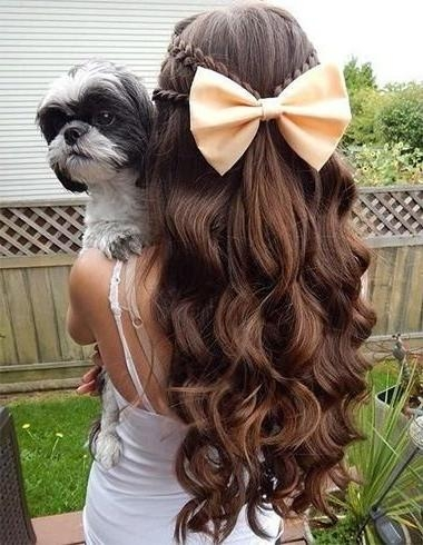 Best 20+ Teen Hairstyles Ideas On Pinterest | Hairstyles For Teens Intended For Long Hairstyles For Juniors (View 14 of 15)