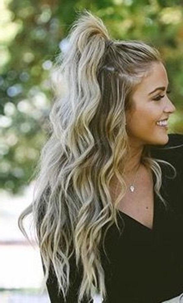 Best 20+ Teen Hairstyles Ideas On Pinterest | Hairstyles For Teens Pertaining To Long Hairstyles For Juniors (View 5 of 15)