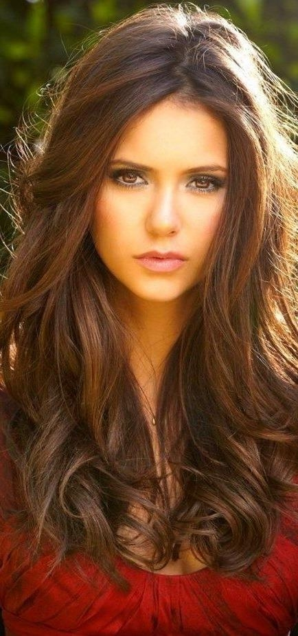 Best 25+ 2017 Hair Color Trends Ideas On Pinterest | Hair Trends With Regard To Long Hairstyles Colors (View 9 of 15)