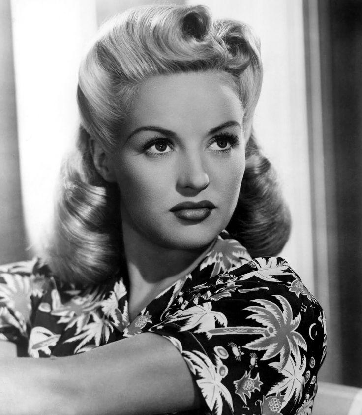 Featured Photo of Long Hairstyles In The 1950S