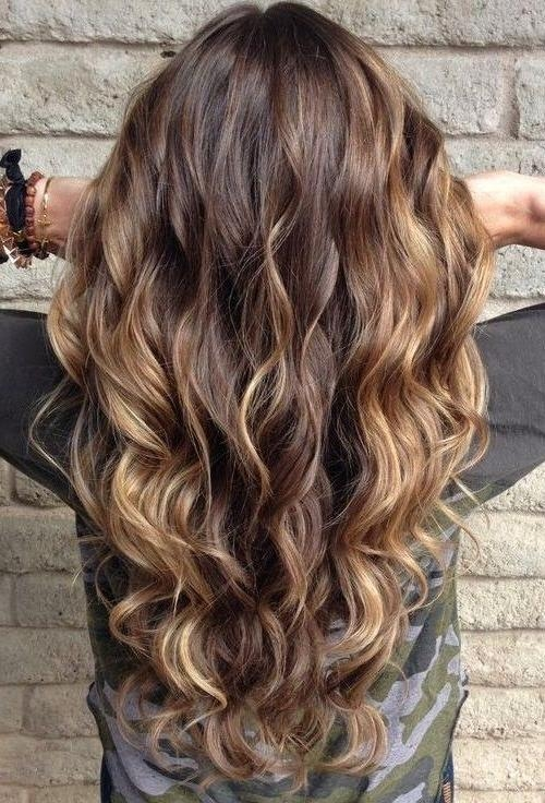 Featured Photo of Long Hairstyles Balayage