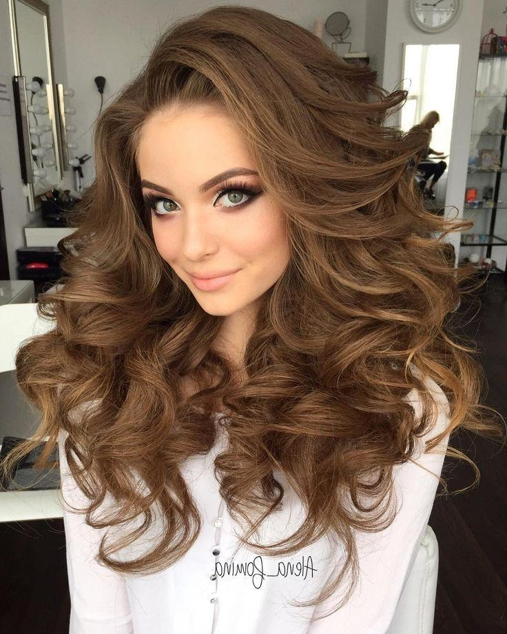 Best 25+ Big Hair Ideas Only On Pinterest | Big Hairstyles, Long Throughout Long Voluminous Hairstyles (View 4 of 15)