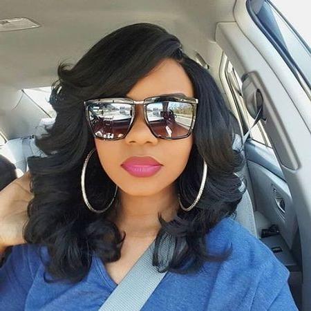 Best 25+ Black Women Hairstyles Ideas On Pinterest | Black Women Intended For Long Hairstyles For Black Women (View 8 of 15)