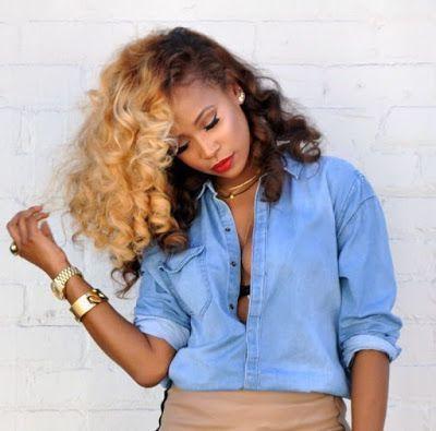 Best 25+ Black Women Hairstyles Ideas On Pinterest | Black Women With Regard To Long Hairstyles For Black Women (View 14 of 15)