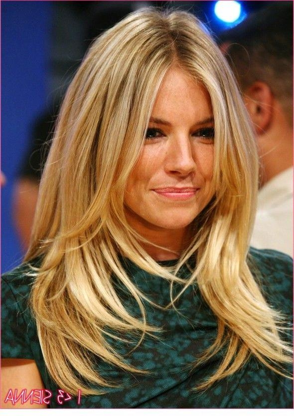 Best 25+ Blonde Layered Hair Ideas On Pinterest | Blondes, Grown Inside Long Hairstyles Layered Around Face (View 7 of 15)