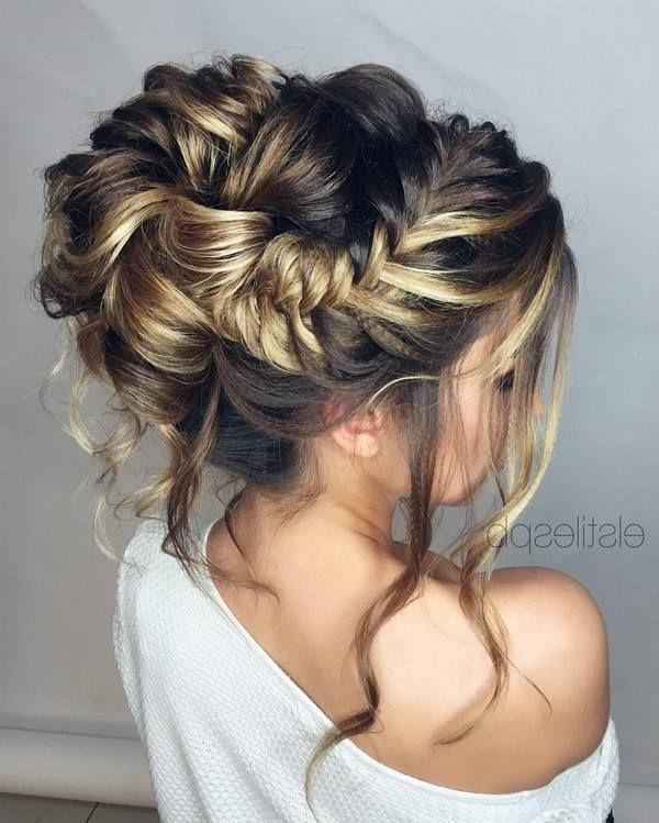Best 25+ Blonde Wedding Hairstyles Ideas On Pinterest | Wedding With Long Hairstyles Hair Up (View 5 of 15)