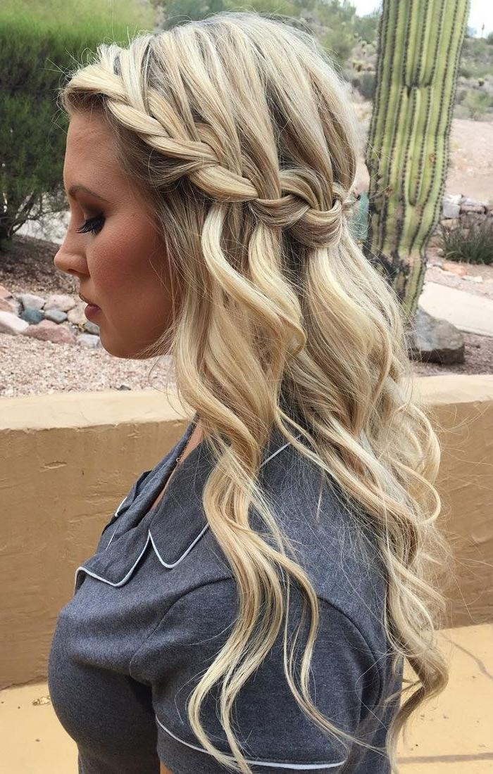 Best 25+ Braided Hair Ideas Only On Pinterest | Hair Plaits With Casual Braids For Long Hair (View 8 of 15)