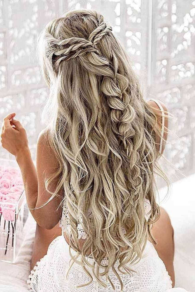 Best 25+ Braids For Long Hair Ideas On Pinterest | Diy Hair Pertaining To Cute Braided Hairstyles For Long Hair (View 6 of 15)