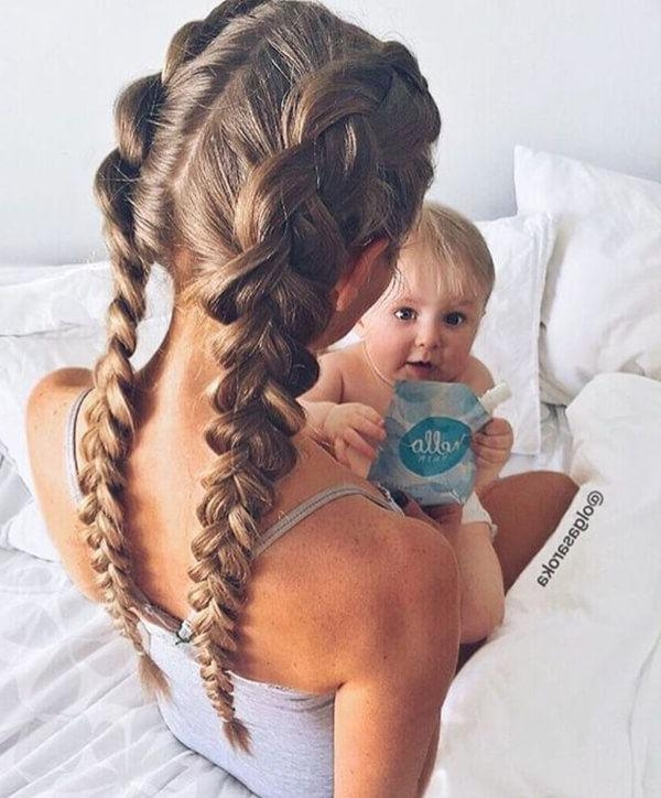 Best 25+ Braids Long Hair Ideas On Pinterest | Messy Fishtail With Cute Braiding Hairstyles For Long Hair (View 6 of 15)