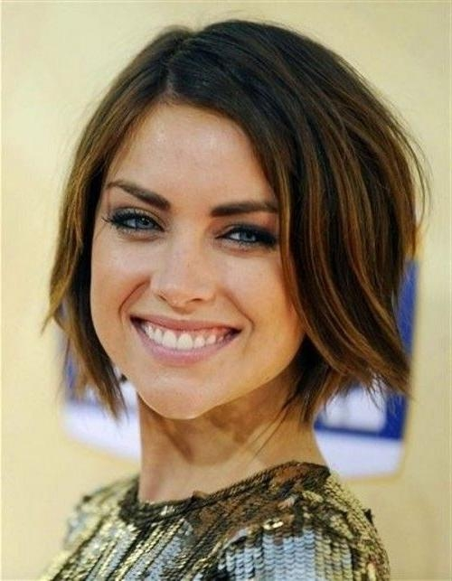 Best 25+ Chin Length Hairstyles Ideas On Pinterest | Chin Length Regarding Long Jaw Hairstyles (View 6 of 15)