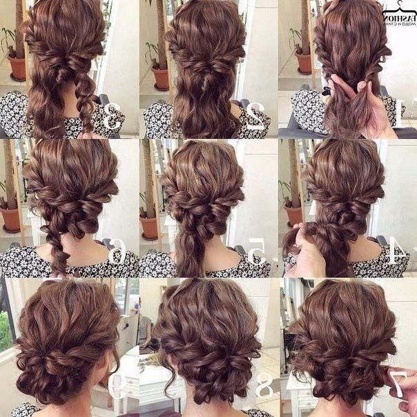Best 25+ Diy Hairstyles Ideas Only On Pinterest | Easy Hair, Diy Pertaining To Long Hairstyles Diy (View 10 of 15)