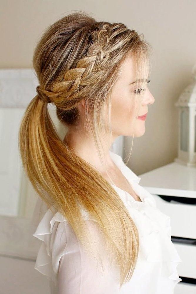 Best 25+ Easy Long Hairstyles Ideas On Pinterest | Easy Curls Throughout Long Hairstyles Easy And Quick (View 4 of 15)