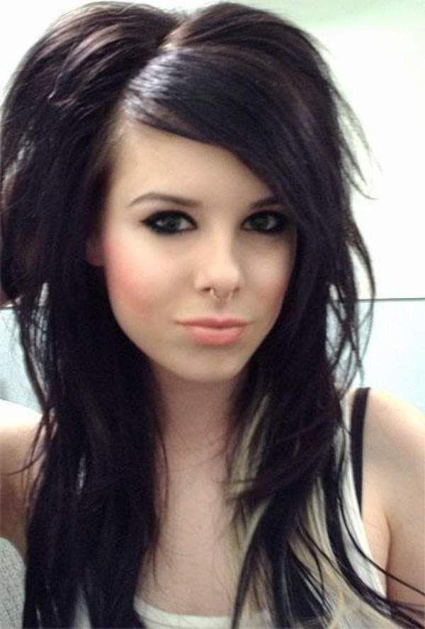 Best 25+ Emo Hairstyles Ideas Only On Pinterest | Scene Hair, Long Throughout Long Emo Hairstyles (View 10 of 15)
