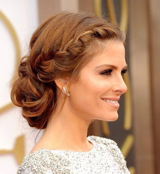 Best 25+ Evening Hairstyles Ideas Only On Pinterest | Fancy Buns Pertaining To Long Hairstyles Evening (View 6 of 15)