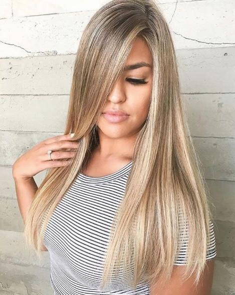 Best 25+ Fall Blonde Hair Ideas On Pinterest | Honey Blonde Hair Throughout Long Blonde Hair Colors (View 13 of 15)