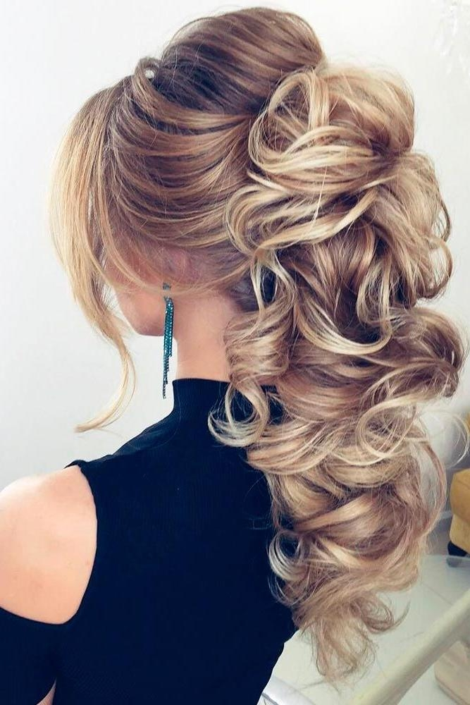 Best 25+ Formal Hairstyles Ideas On Pinterest | Formal Hair, Updos Pertaining To Long Hairstyles Evening (View 9 of 15)