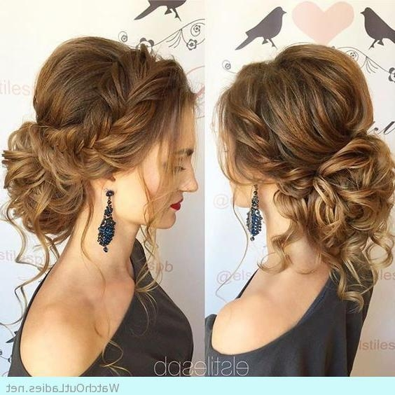 Best 25+ Formal Hairstyles Ideas On Pinterest | Formal Hair, Updos Pertaining To Long Hairstyles Upstyles (View 9 of 15)