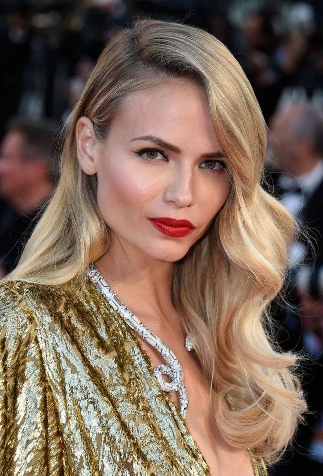 15 Ideas of Long Hairstyles Glamour