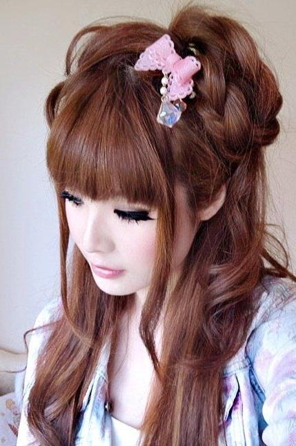 Best 25+ Gyaru Hair Ideas On Pinterest | Gyaru, Kawaii Hairstyles For Long Kawaii Hairstyles (View 7 of 15)