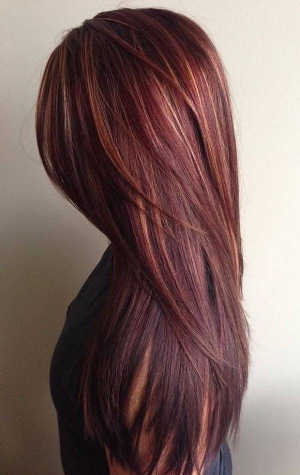 Best 25+ Hair Colors Ideas On Pinterest | Spring Hair Colors, Hair With Long Hair Colors And Cuts (View 9 of 15)
