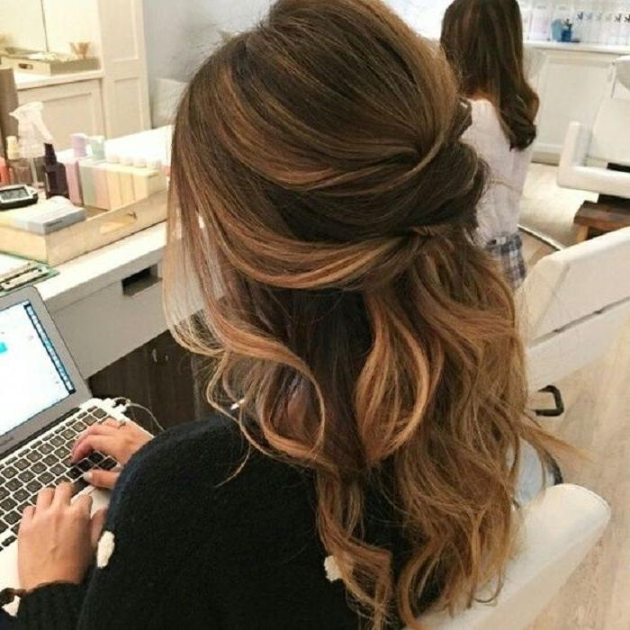 Best 25+ Half Up Half Down Ideas On Pinterest | Half Up Half Down In Long Hairstyles Up And Down (View 10 of 15)