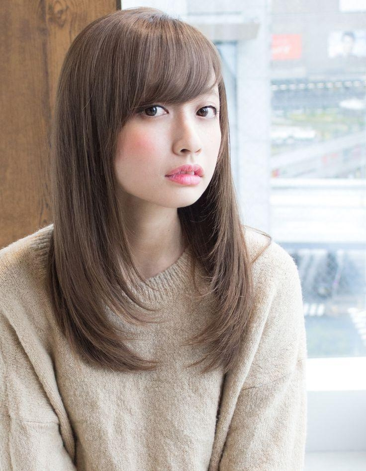 Best 25+ Japanese Haircut Ideas On Pinterest | Japanese Haircut For Long Layered Japanese Hairstyles (View 10 of 15)
