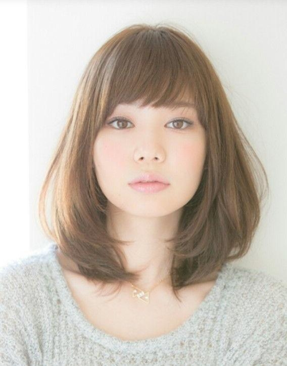 Best 25+ Japanese Haircut Ideas On Pinterest | Japanese Haircut With Semi Long Hairstyles Korean (View 9 of 15)