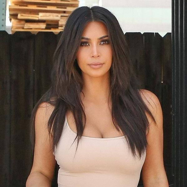 Best 25+ Kim Kardashian Haircut Ideas On Pinterest | Kim With Long Hairstyles Kim Kardashian (View 2 of 15)