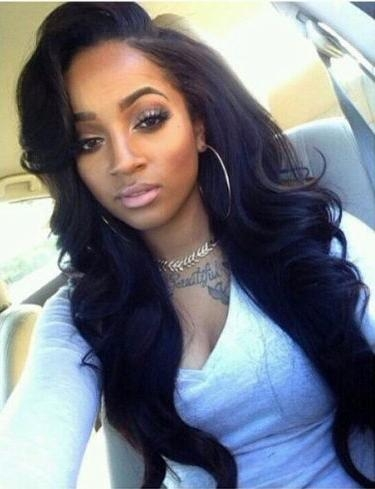 Best 25+ Lace Closure Ideas On Pinterest | Closure Weave, Weave Regarding Long Hairstyles Weave (View 9 of 15)