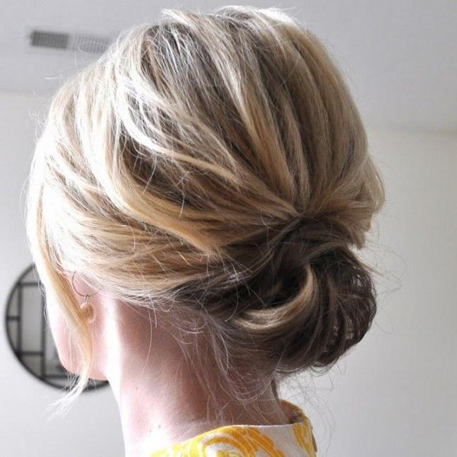 Best 25+ Long Bob Updo Ideas On Pinterest | Bob Updo Hairstyles For Long Hairstyles Put Hair Up (View 11 of 15)