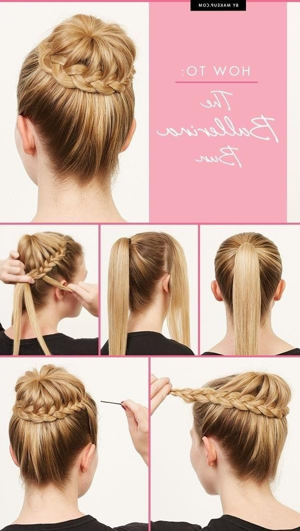 Best 25+ Long Hair Buns Ideas On Pinterest | Messy Bun Tutorials Inside Long Hairstyles Buns (View 11 of 15)