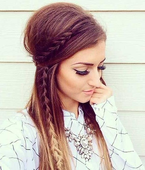 Best 25+ Long Hairstyles 2016 Ideas On Pinterest | Hairstyles 2016 In Long Hairstyles For Young Ladies (View 5 of 15)