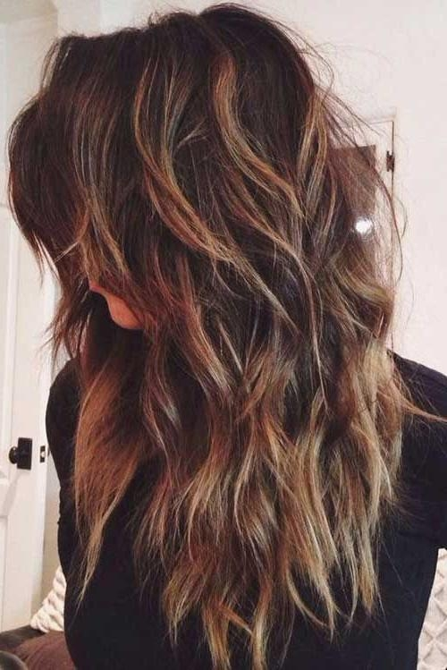Best 25+ Long Hairstyles With Layers Ideas On Pinterest | Long In Long Hairstyles With Layers (View 7 of 15)