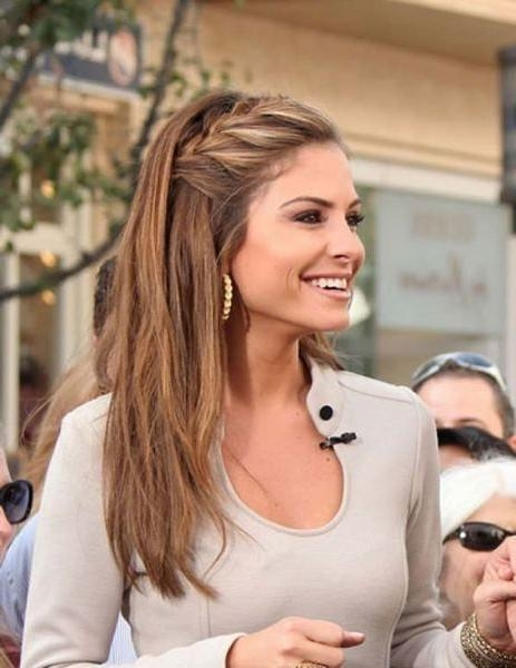 Featured Photo of Cute Hairstyles For Long Thin Hair
