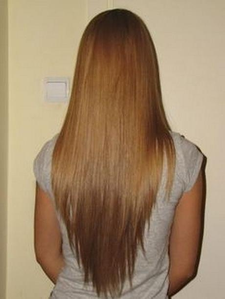2019 Latest Long Hairstyles V Shape