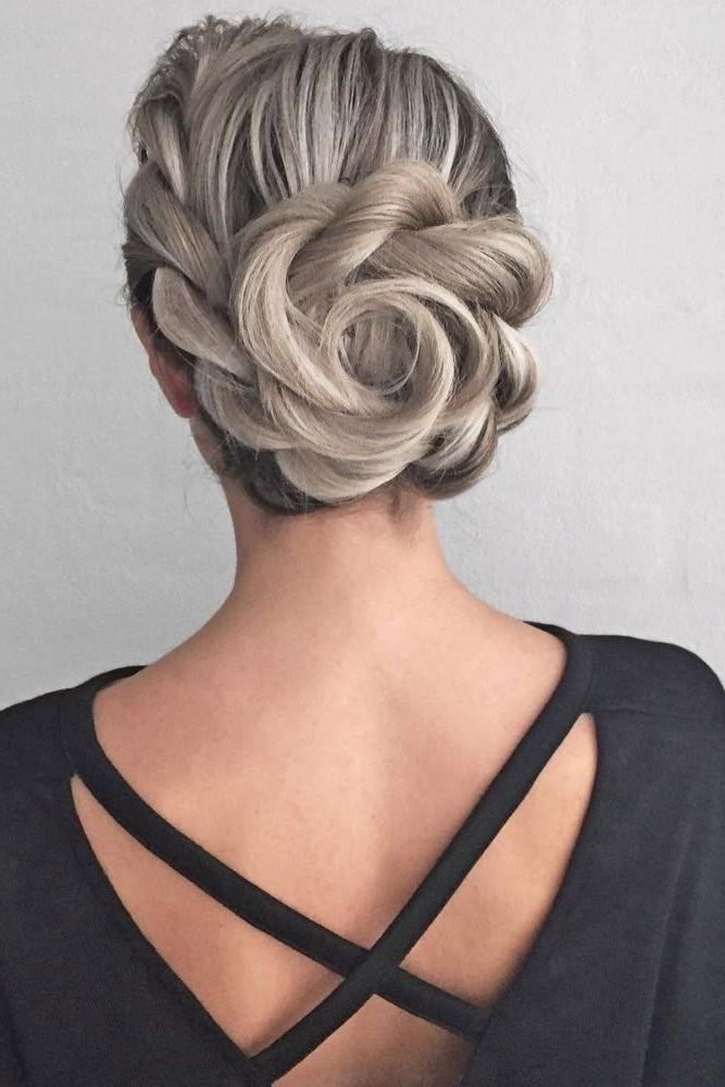 15 Best Of Medium Long Hair Updos