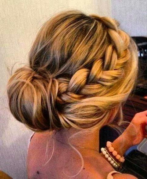 Best 25+ Medium Length Updo Ideas On Pinterest | Medium Length Inside Medium Long Hair Updos (View 9 of 15)