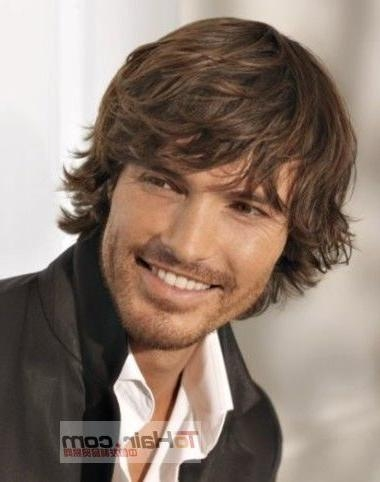 Best 25+ Mens Long Hairstyles 2015 Ideas On Pinterest | Mens Long Inside Long Hairstyles Layered  (View 7 of 15)