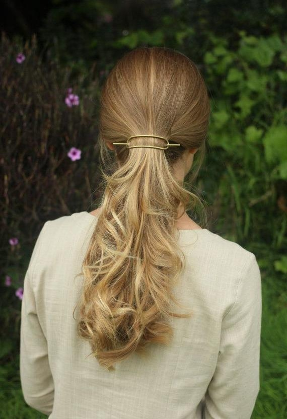 Best 25+ Metal Hair Clips Ideas On Pinterest | Metal Hair, Vintage With Regard To Hair Clips For Thick Long Hair (View 4 of 15)