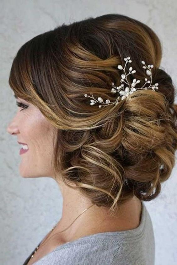 Mother of the bride hair ideas