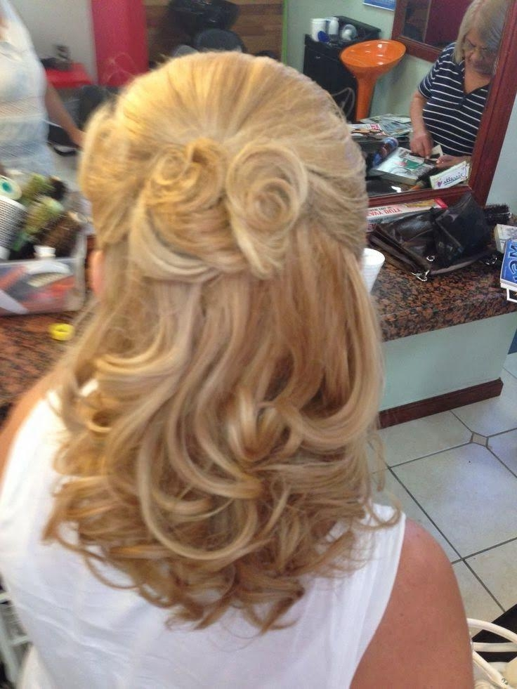 Best 25+ Mother Of The Bride Hairstyles Ideas On Pinterest Throughout Long Hairstyles Mother Of Bride (View 4 of 15)