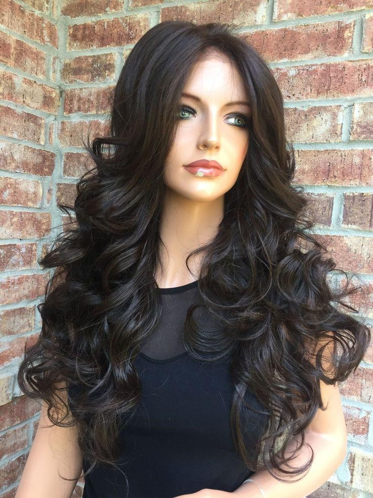Best 25+ No Layers Haircut Ideas On Pinterest | Medium Hair Pertaining To Long Hairstyles No Layers (View 11 of 15)
