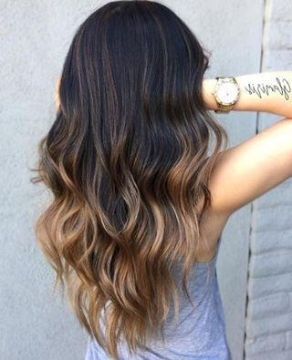 Best 25+ Ombre Hair Ideas Only On Pinterest | Ombre, Long Ombre With Long Hairstyles Ombre (View 3 of 15)