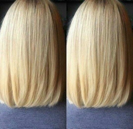 Best 25+ One Length Hair Ideas Only On Pinterest | Shoulder Length Inside Long Hairstyles One Length (Gallery 12 of 15)